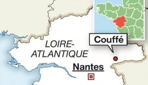 carte couffé France