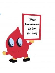 goutte de sang ADSB