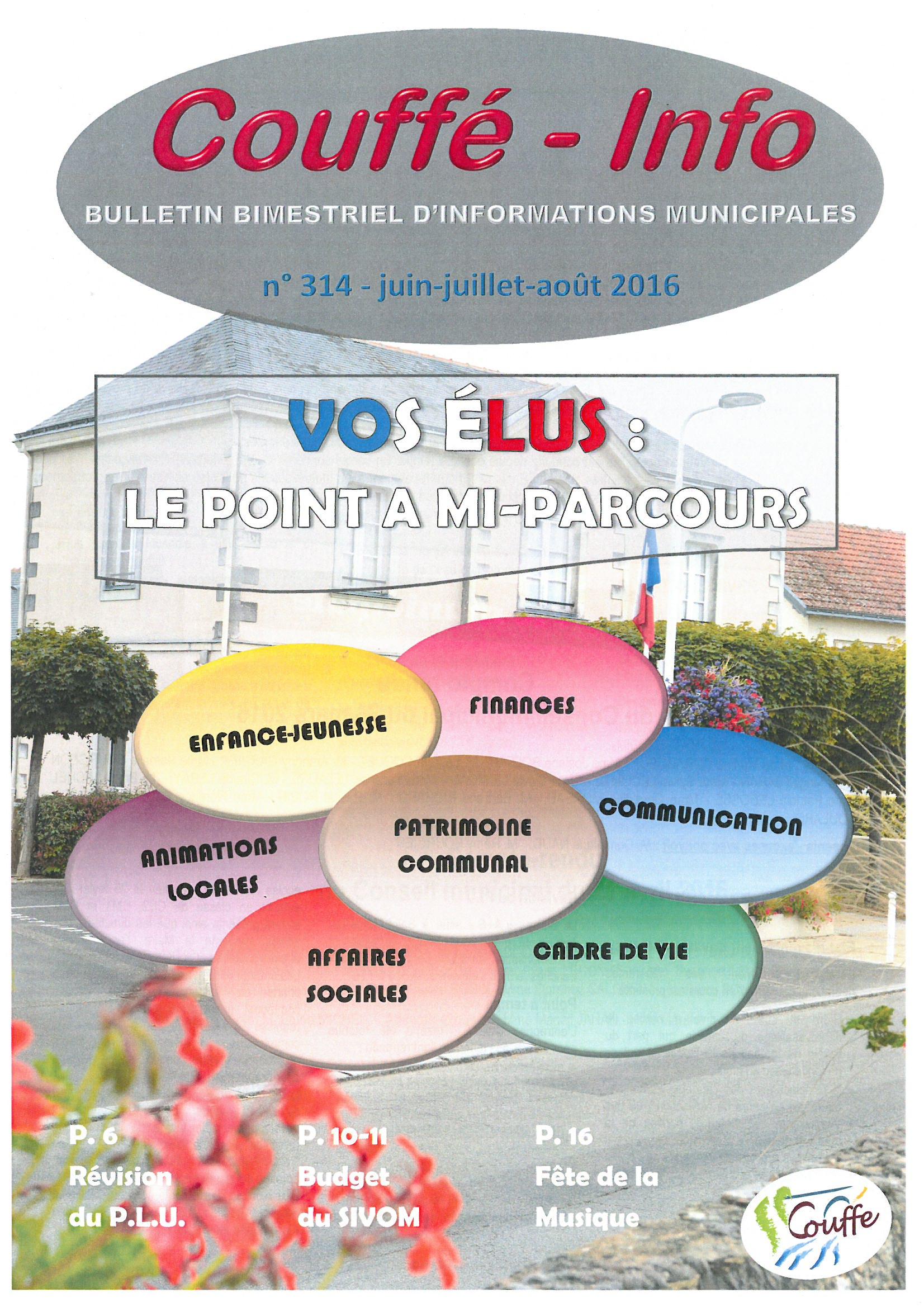 couv Couffé-Info juin-juillet-août 20136
